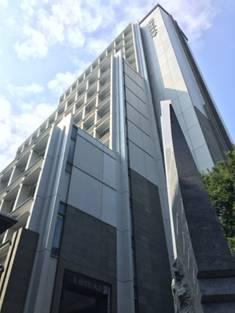 『若木タワー』渋谷キャンパスで1番大きい建物